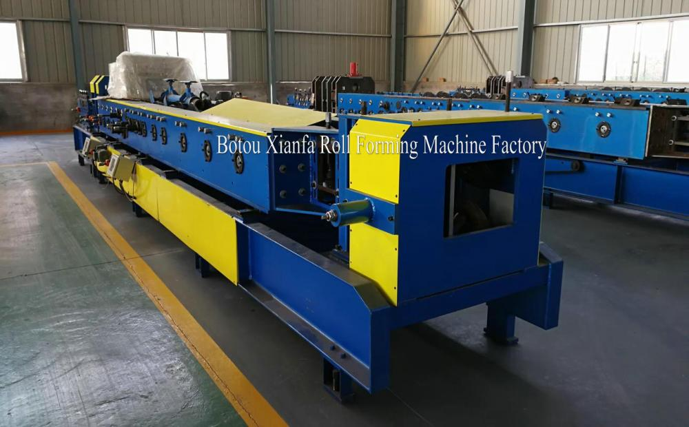 CZ Interchangdable Roll Forming Machine