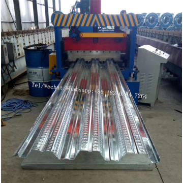 Warehouse Building Floor Deck Roll Forming Machine