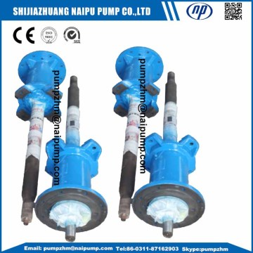 vertical sump pump bearing body