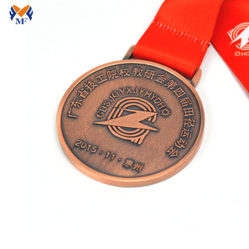 Custom designs sports meeting medal winner