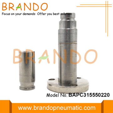 15.5mm Stainless Steel Armature Tube Flange Seat Plunger