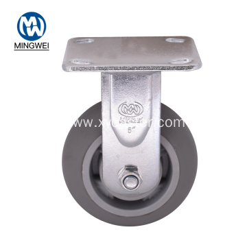 5 Inch Heavy Duty TPR Caster