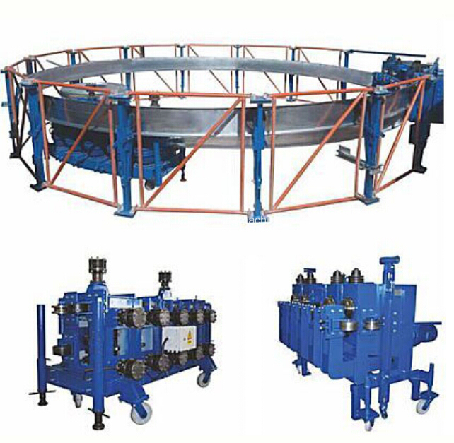 Water treatment silo roll forming machine price