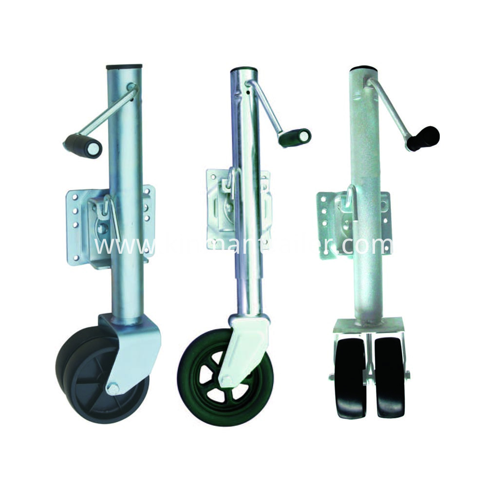 Motorized Jack Jockey Wheel