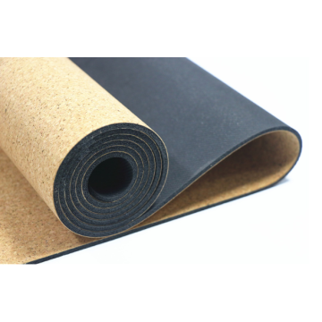 Cork+TPE  Yoga Mat With Cavans Bag