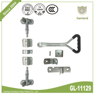Heavy Duty Truck Trailer Back Door Locking Gear