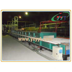 Roller Type Microcrystal Glass Electrothermal Annealing Furnace (YYT-WJTH)