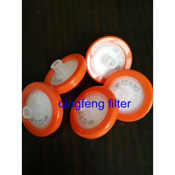 Disposable Syringe Driven Filter for Lab Solution
