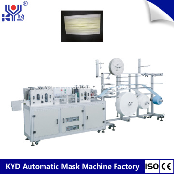 Medical Face Mask Blank Macking Machine