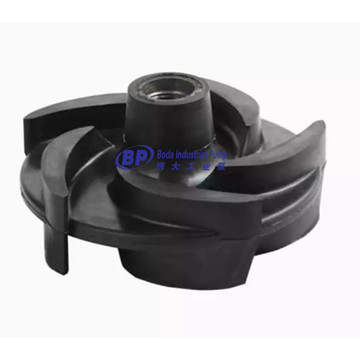 VSR Rubber Sump Slurry Pump Open Impeller