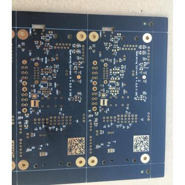 4 layer  ENIG PCB with 1OZ copper