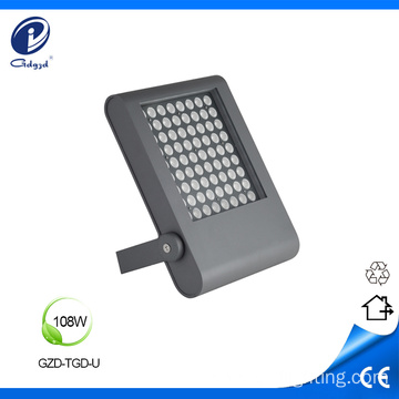 High power 108W outdoor IP65 led flood lamp