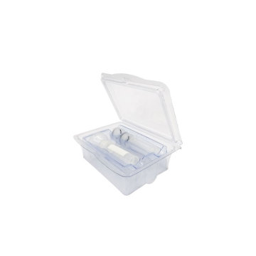 Custom medicine PET transparent blister tray packaging