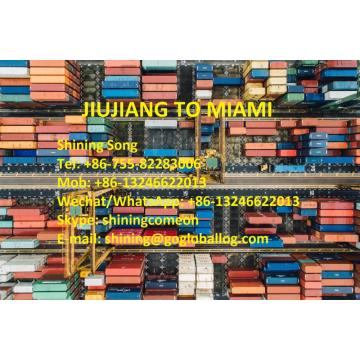Foshan Jiujiang Sea Freight to United States Miami