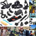 Brand New 14-in-1 Combination Pack Accessories Kit Compatible for All Sports Camera Go Pro SJCAM Xiaomi Series