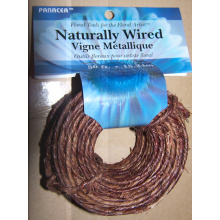 Natural Wrapped Wire Coil Wire roll