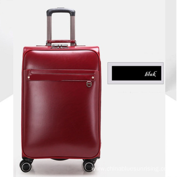 Wholesale Urban 20 inch Trolley PU Luggage