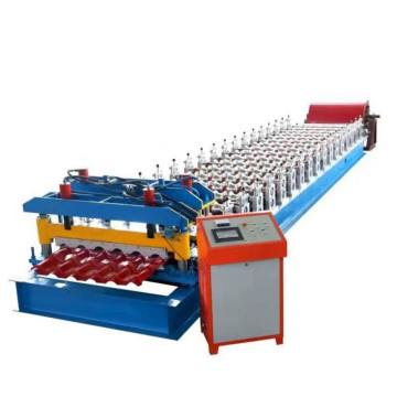 fully automatic steel roof truss making machinery