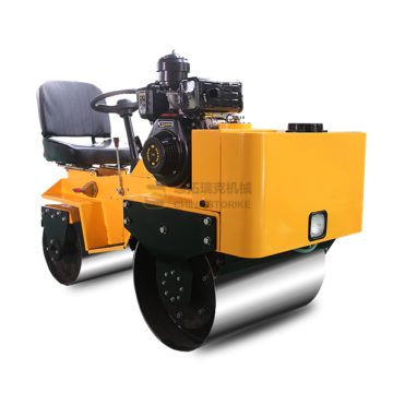 Hot sale HONDA engine road roller MINI price
