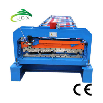 Low Price IBR Roof Panel Roll Forming Machine