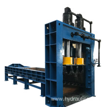 Heavy-duty Hydraulic Horizontal Scrap Metal Cutting Machine