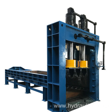 Hydraulic Steel Scrap Heavy Shear for Metal Recycling
