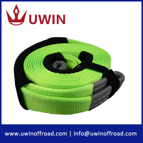 Off-Road Snatch Strap Towing Belt Recovery Strap