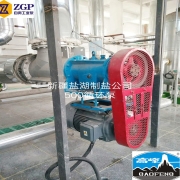 Forced Circulation Pump for Evaporators