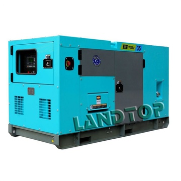 100KVA Silent Alternator Generator Perkins Engine Price