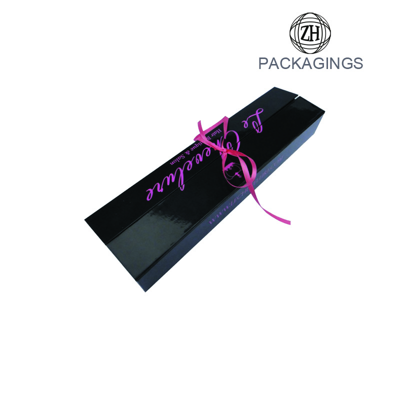 Luxury hair extension packaging box customzied