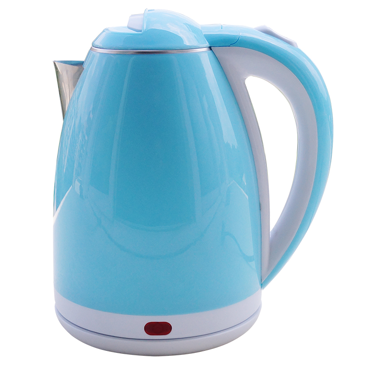 New design Double wall electric kettle