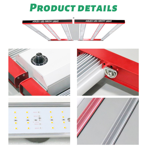 700W LED Grow Light for Medicine Plants