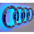 Large Illuminated Channel Letter Signs