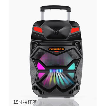 15inch Rechargeable Powered Professional Active Speaker