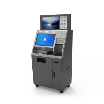 precise self-service terminals metal shell