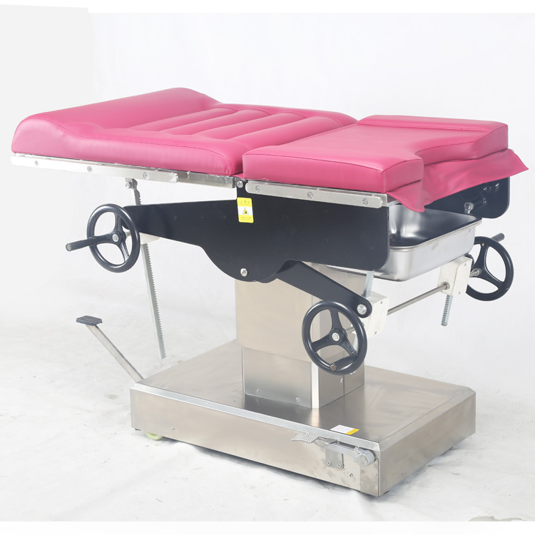 Manual Gynecological Delivery Bed