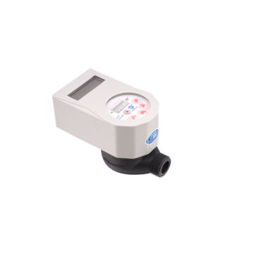 Plastic IC Card Prepaid Water Meter
