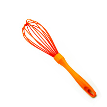 2019 Orange PP handle manual egg beater