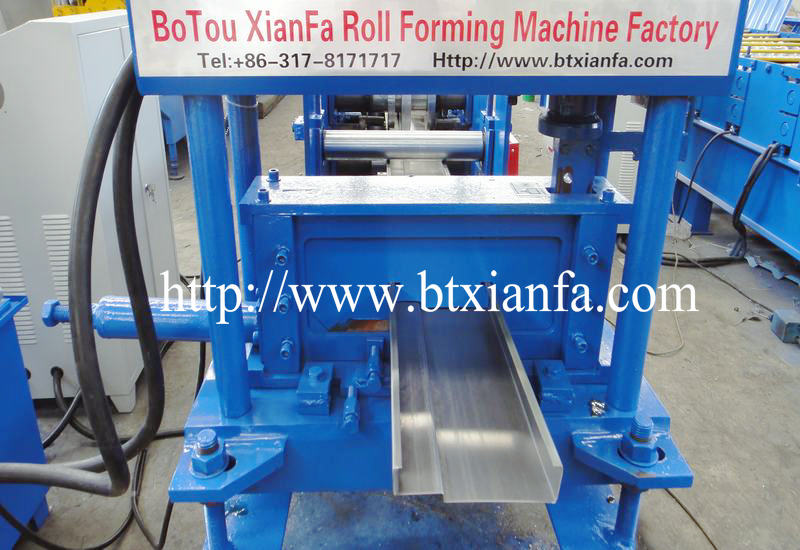 Zinc Door Frame Roll Forming Machine (3)