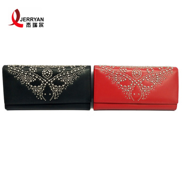 Women's Slim Card Holder Thinnest Flap Wallets