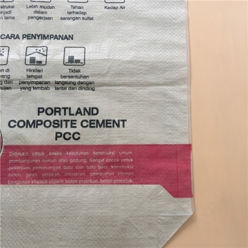 PP Woven Silica Flour Packaging Bag