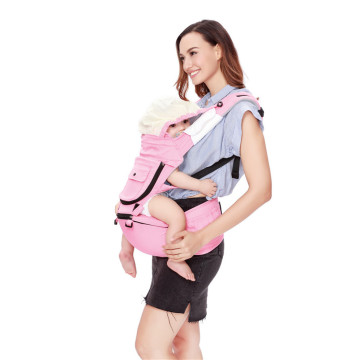 Four-Season Breathable Baby Travel Hipseat Carrier
