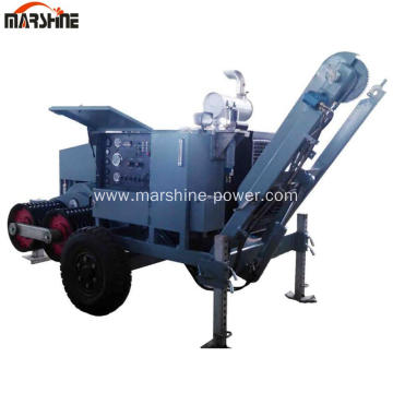 YQ90 Hydraulic Traction Machine