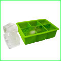 6-Cavity Custom Superb Silicone Ice Cube Tray