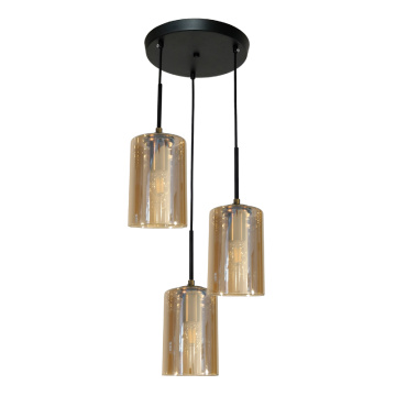 European style Hot Sale Glass Pendant Lamp