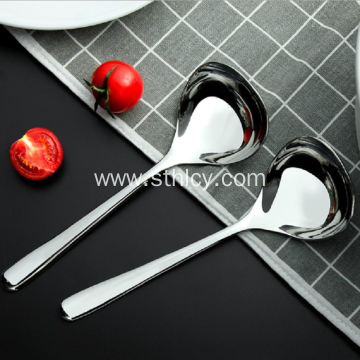 Household 304 Stainless Steel Soup Spoon