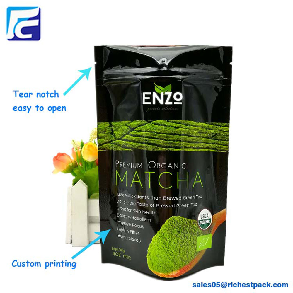 Whey Protein Powder Bag