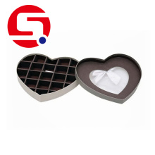 Heart Shape Food Packaging Chocolate Gift Box wholesale