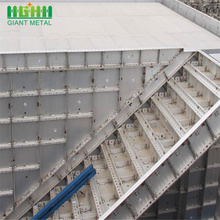 Cheap Steel Concrete Wall Aluminum Formwork