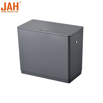 JAH 3L ABS Plastic In-cabinet Trash Bin Composter
